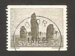 Sellos del Mundo : Europa : Suecia : dolmenes de ale