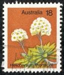 Stamps Australia -  Flora