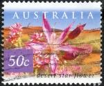 Sellos de Oceania - Australia -  Flora