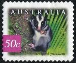 Sellos de Oceania - Australia -  Fauna
