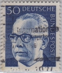 Stamps Germany -  RF-17