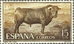 Stamps Spain -  fiesta nacional: tauromaquia