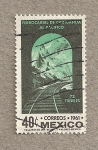 Stamps Mexico -  Ferocarril de Chiuahua al Pacífico
