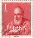 Sellos del Mundo : Europa : España : 1292, Juan de ribera (Francisco de ribalta)