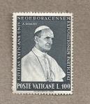 Stamps Vatican City -  Pablo VI
