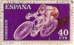 Sellos del Mundo : Europa : España : 1307, Ciclismo