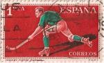 Sellos del Mundo : Europa : España : 1310, Hockey sobre patines