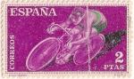 Sellos del Mundo : Europa : España : 1312, Ciclismo