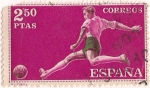 Sellos del Mundo : Europa : España : 1313, Futbol