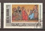Sellos del Mundo : Asia : Emiratos_Árabes_Unidos :  Ras Al Khaima./ Pinturas.