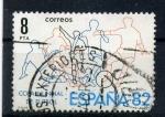 Stamps Spain -  Copa mundial de fútbol 82