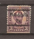 Sellos de America - Estados Unidos -  Lincoln. / Filadelfia.