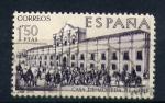 Stamps Spain -  casa de la moneda de chile