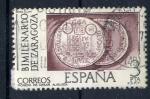 Sellos de Europa - España -  bimilenario de zaragoza