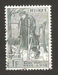 Stamps Belgium -  ayuda a los inválidos de guerra