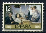 Stamps Europe - Spain -  ciencia y caridad-picasso