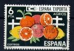 Stamps Spain -  Exportación de agrios