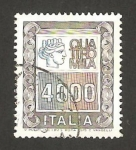 Sellos de Europa - Italia -  emblema