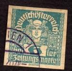 Sellos de Europa - Austria -  Hermes