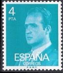 Stamps Spain -  2391 Don Juan Carlos I.