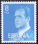 Sellos de Europa - España -  2393 Don Juan Carlos I.