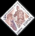 Stamps Spain -  2397   VII Centenario de la muerte de Don Jaime I