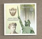 Sellos de Europa - Alemania -  2000 Años de la matanza de Varuss
