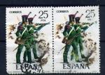 Sellos del Mundo : Europa : España : Infanteria ligera 1830