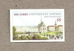 Stamps Germany -  600 Aniv de la Universidad de Leipzig