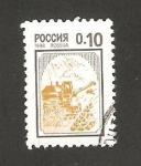 Sellos de Europa - Rusia -  la agricultura