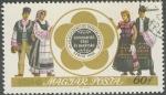 Sellos del Mundo : Europa : Hungría : IX Vilagifjusagi es Diaktalalkozo  Sofia 1968