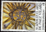 Stamps America - Uruguay -  50 años de Paez Vilaro en la pintura