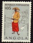 Stamps Africa - Angola -  Soba do quela Malange
