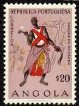 Stamps Angola -  Danc'arino  Quissama