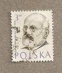 Sellos de Europa - Polonia -  Dr.  Henryk Jordan