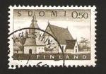 Stamps : Europe : Finland :  Iglesia de Lammi