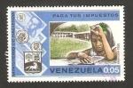 Sellos de America - Venezuela -  mas escuelas