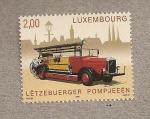 Stamps Europe - Luxembourg -  Bomberos de Luxemburgo