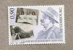 Stamps Luxembourg -  Charles Bernhoeft