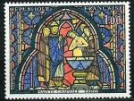 Sellos de Europa - Francia -   El baustismo de Judas
