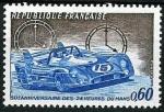 Stamps France -   24 horas de Le Mans