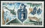 Stamps : Europe : France :   Gendarmería