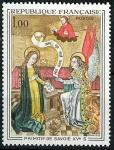 Stamps : Europe : France :  Obra de arte