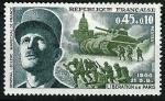 Stamps : Europe : France :   25 aniversario de la Liberación