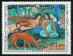Stamps : Europe : France :  Paul Gauguin
