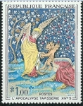 Stamps : Europe : France :  Apocalypso