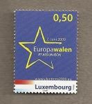 Stamps Luxembourg -  Elecciones al parlamento europeo