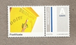 Stamps Luxembourg -  Museo correos Luxemburgo