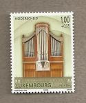 Stamps Europe - Luxembourg -  Organo de Heiderscheid