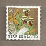 Sellos de Oceania - Nueva Zelanda -  Navidad